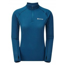Montane Allez Micro 1/2 Zip Midlayer Top - Women's