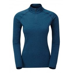 Montane Dart Zip Neck Tee - Women's