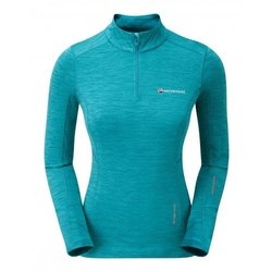 Montane Katla Pull-On Zip Midlayer Top - Women's