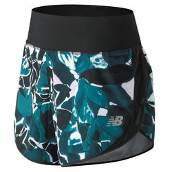 New Balance° 5 Inch Printed Impact Short - Women's