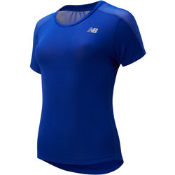 New Balance° Impact Run Short Sleeve - Women's
