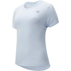 New Balance° Printed Impact Run Short Sleeve - Women's