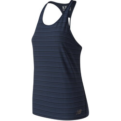 New Balance° Q Speed Breathe Striped Tank - Women's