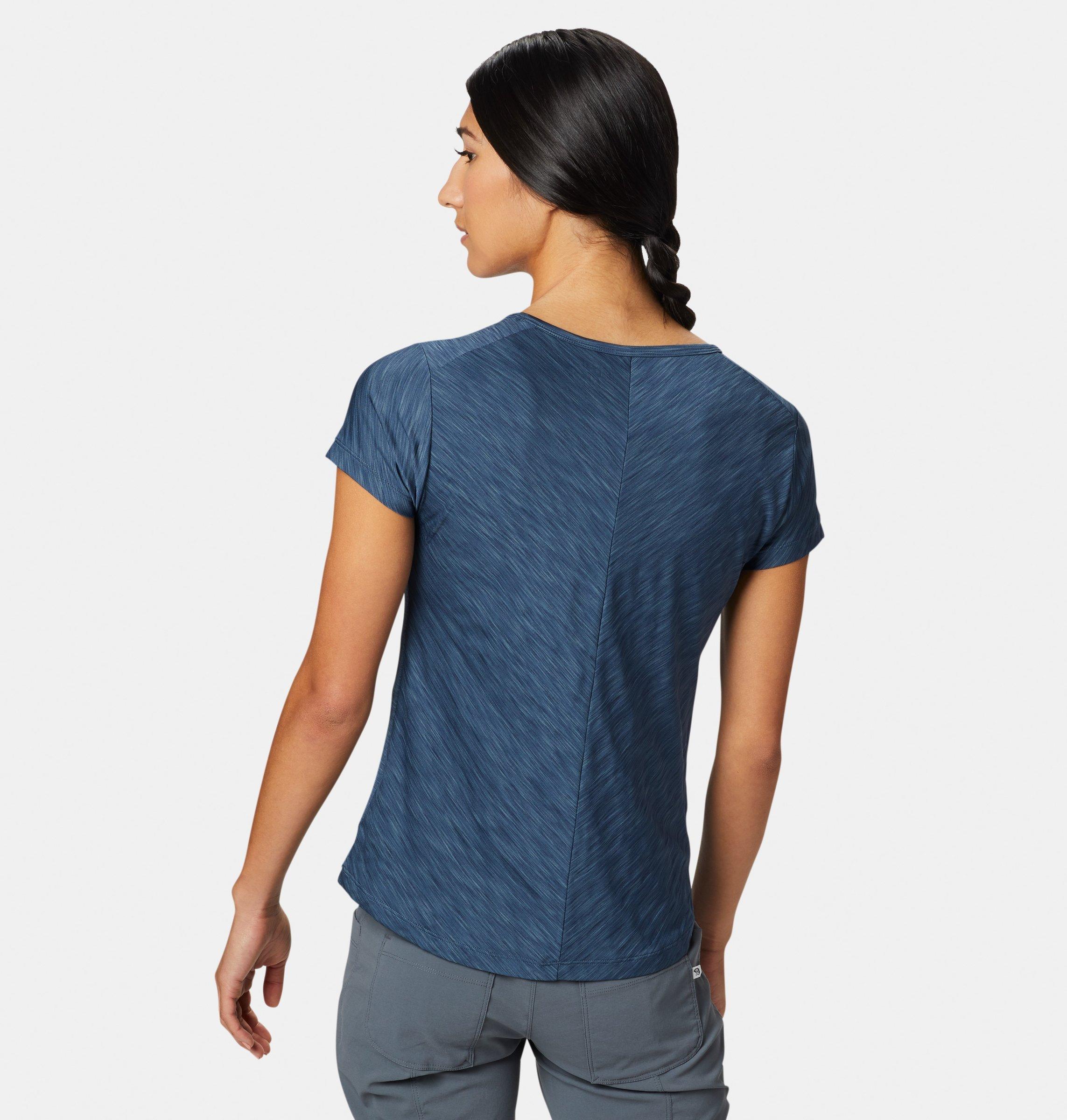 01c5f00ee384 Mountain Hardwear Mighty Stripe™ Short Sleeve T-Shirt - Women's - Bushtukah