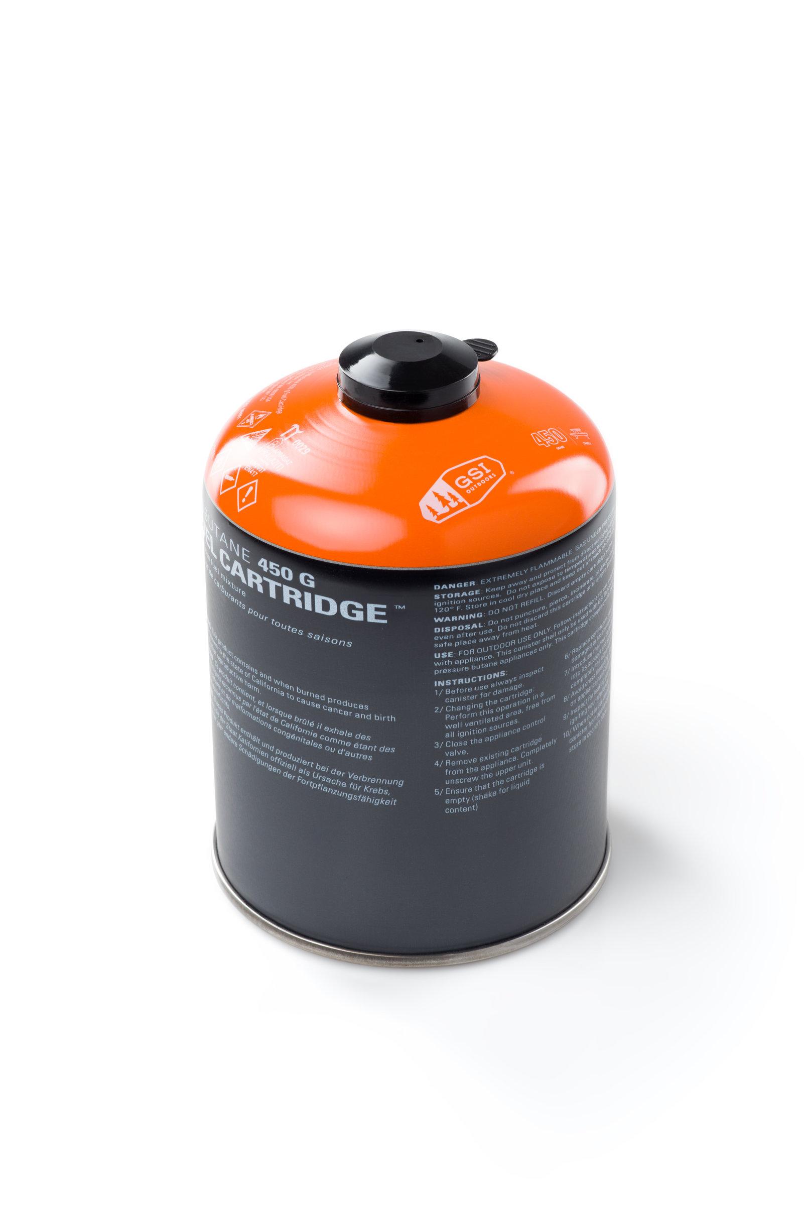 Isobutane 450g Fuel Canister