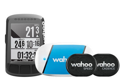 Wahoo Wahoo ELEMNT BOLT GPS Cycling Computer Bundle