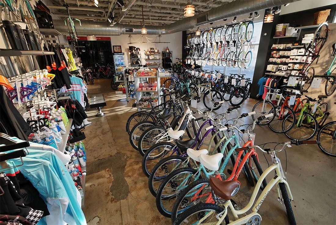 Bike World Pearl Full Service Bike Shop that offers Bike Rentals