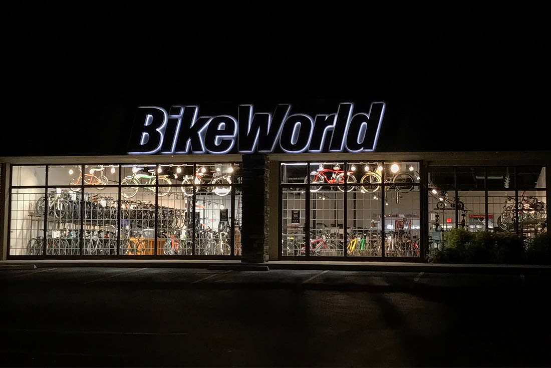 Bike World 281 Authorized Trek Dealer