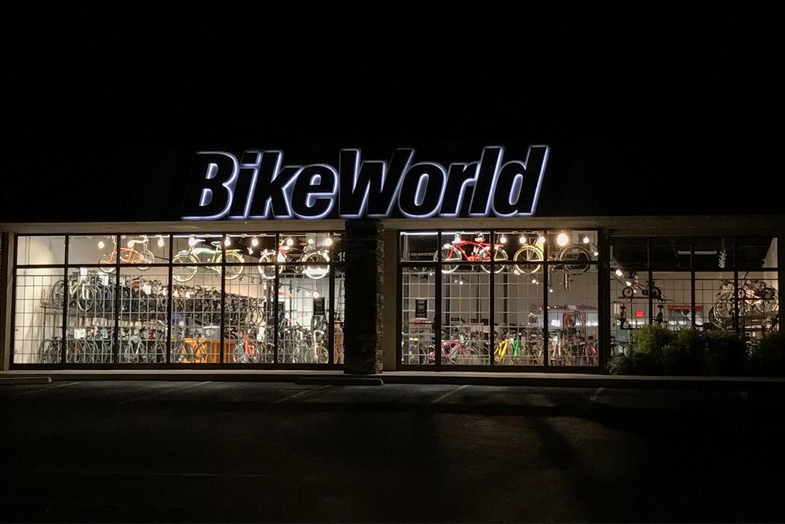 Bike World 281 Authorized Trek Dealer