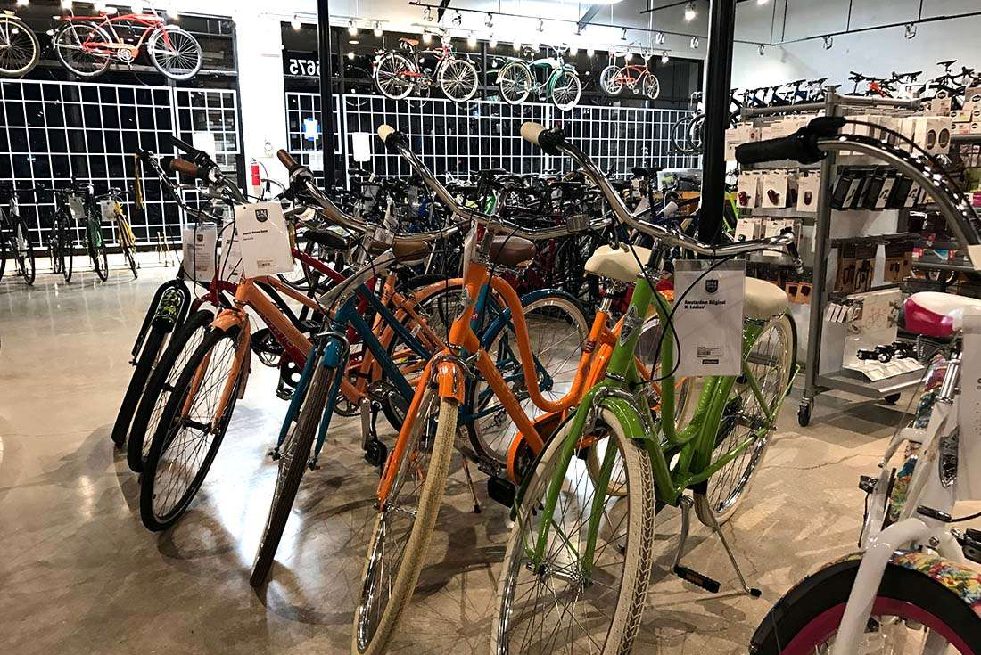 Bike World 281 Electra Cruisers and E-bikes