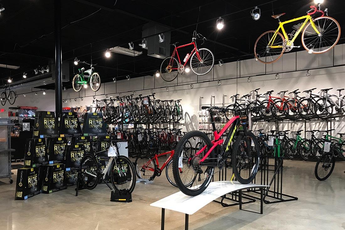 Bike World 281 Trek Mountain Bikes