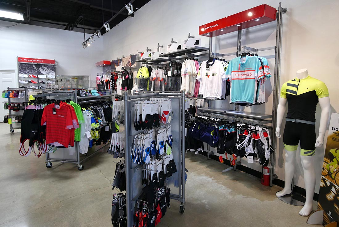 Bike World 281 Cycling Apparel