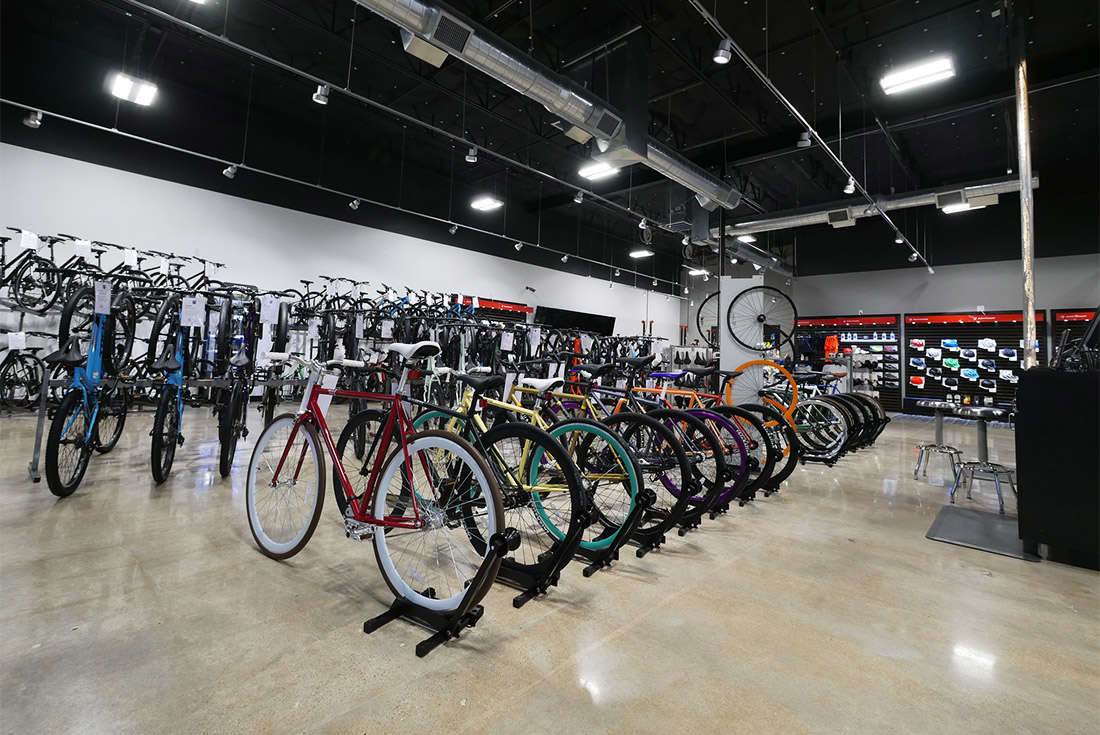 Bike World Southside Tribe Fixed Gear & Single Speed Bicycles