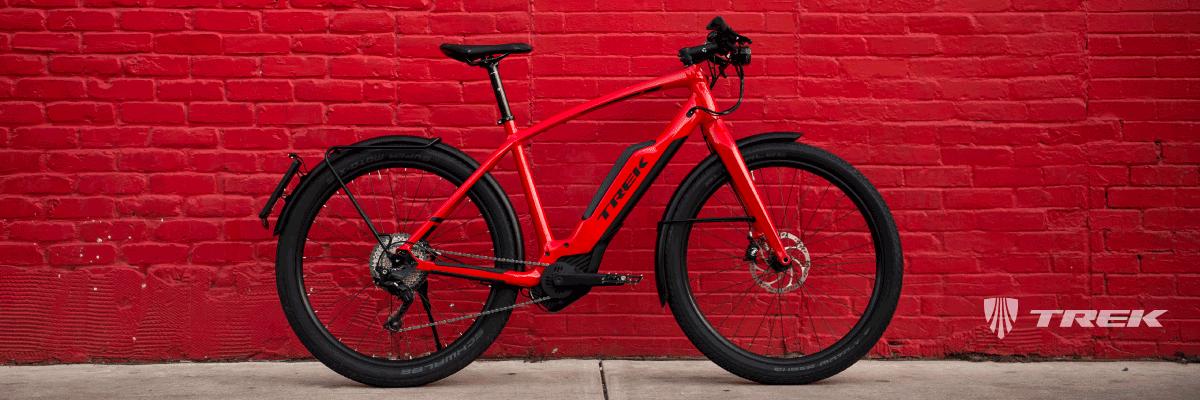 Trek Electric-Assist Bikes