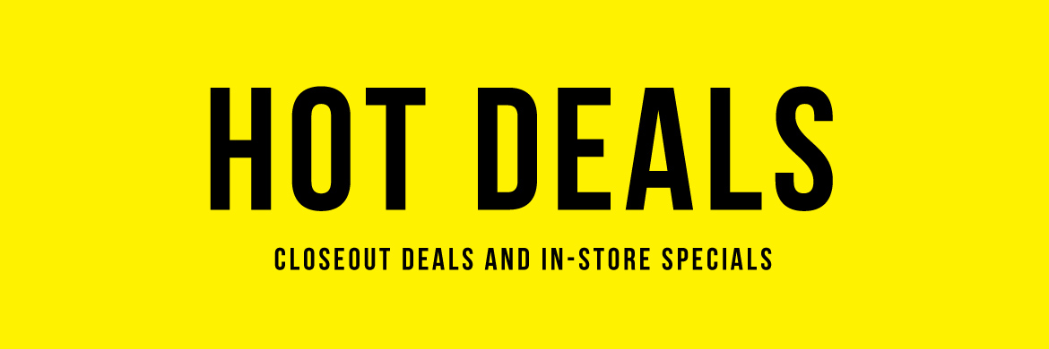 Hot Deals and In-store Specials at Bike World
