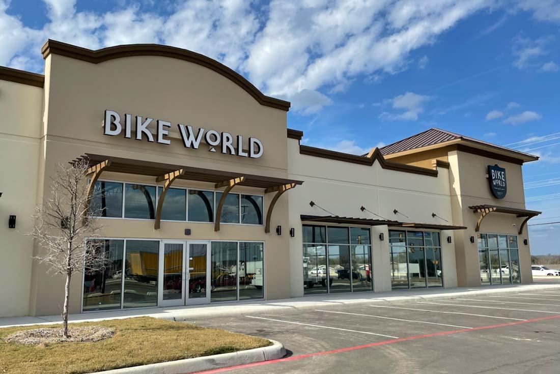 Bike World West - Coming Soon!