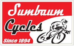 Sumbaum Cycle logo - link home page