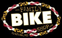 Family Bike Shop logo linking to homepage
