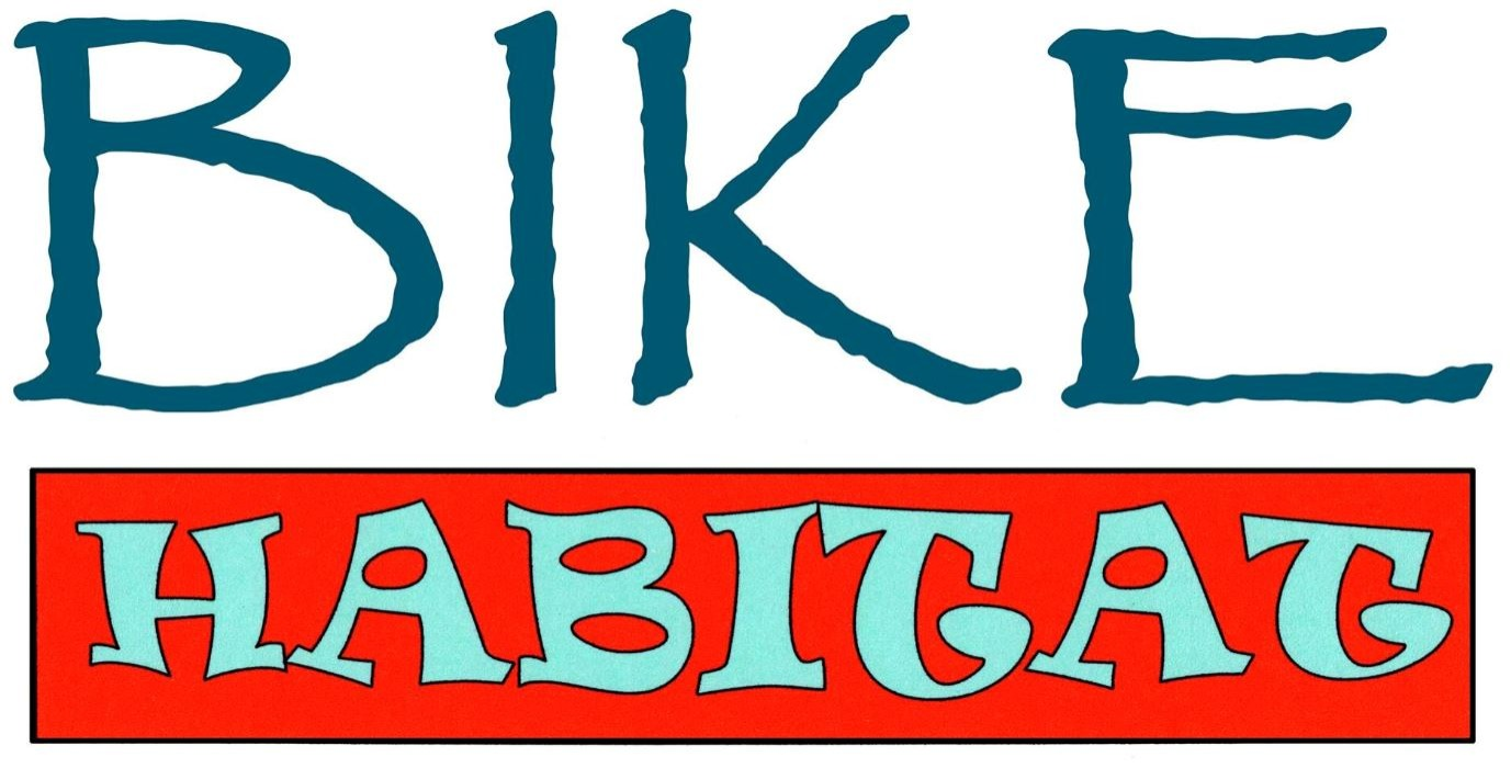 Bike Habitat logo link to homepage
