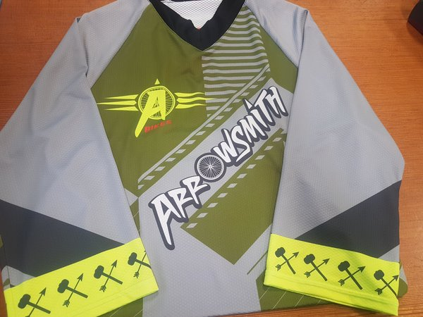 Arrowsmith Bikes Squad Jersey