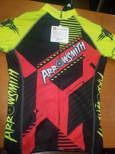 Arrowsmith Bikes Cross Country Jersey -Short sleeve