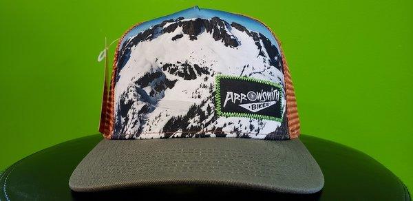 Arrowsmith Bikes Arrowsmith Bikes Trucker Hat