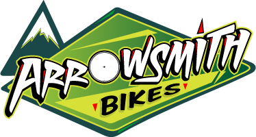 Arrowsmith Bikes logo link to homepage