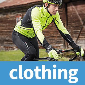 Clothing and Apparel for cycling catalog