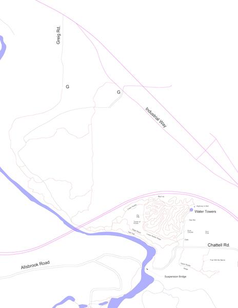 Top Bridge Parksville Area