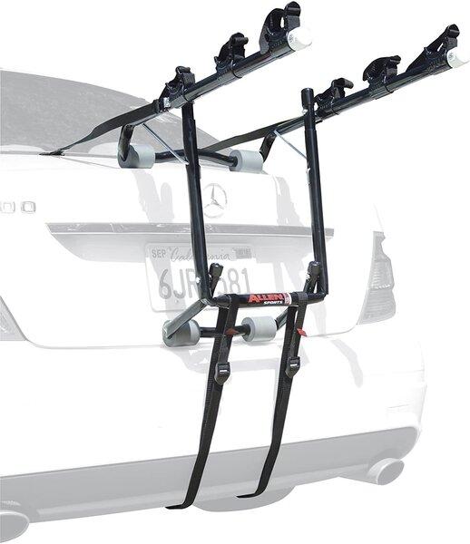 Allen 103DN Deluxe 3-bike Trunk Rack