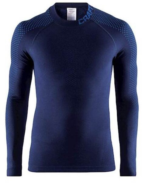 Craft Warm Intensity Base Layer Color: Maritime Blue