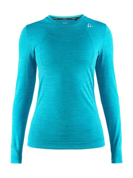 Craft Women's Fuseknit Comfort LS Base Layer