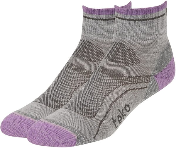 Teko Light Minicrew Socks - Women's