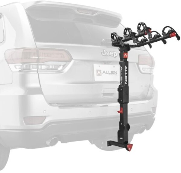 Allen 830QR PREMIER LOCKING 3-BIKE HITCH 1.25 OR 2""