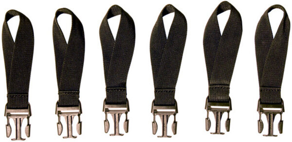 Yuba Strap Extensions For 2-Go Bags
