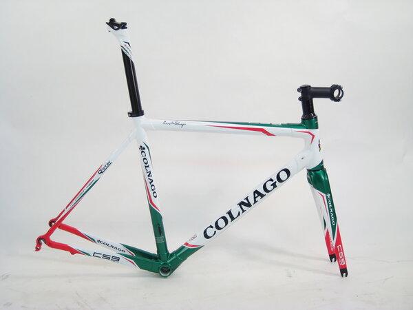 Colnago C59 mechanical frameset