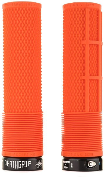 DMR DeathGrip Brendog Flangeless Color: Tango Orange