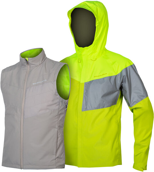 Endura Urban Luminite 3in1 II Jacket