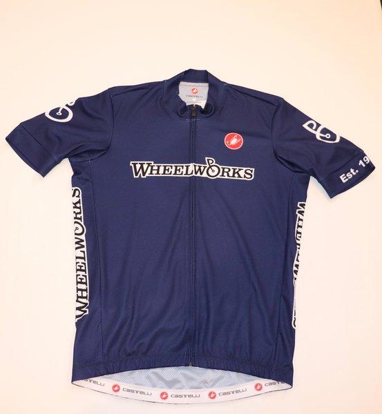 Castelli Wheelworks Jersey