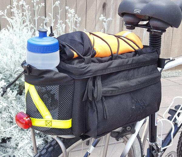 Jandd Rear Rack Pack Ebike