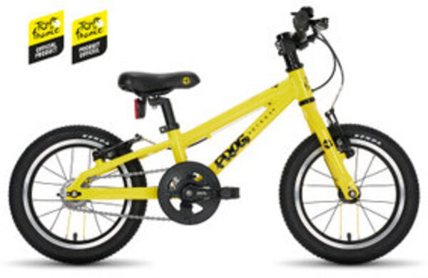 Frog Bikes Frog 40- Tour De France Color: Yellow