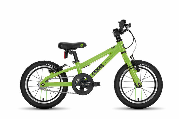 Frog Bikes Frog 40 Color: Green