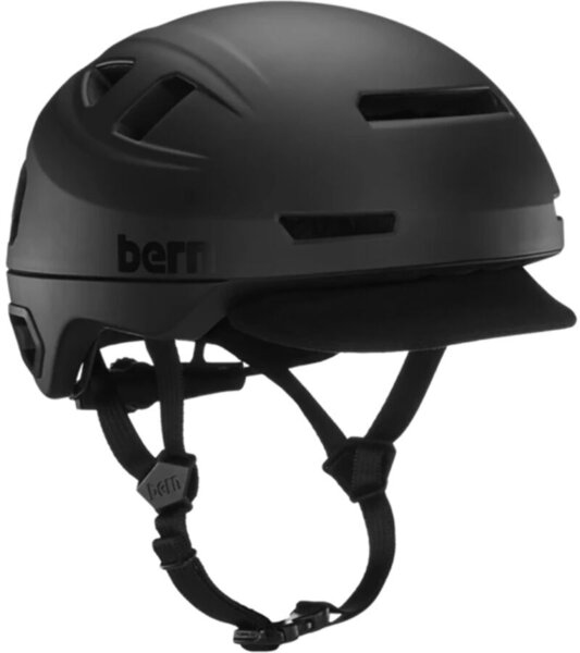 Bern Hudson MIPS Color: Black
