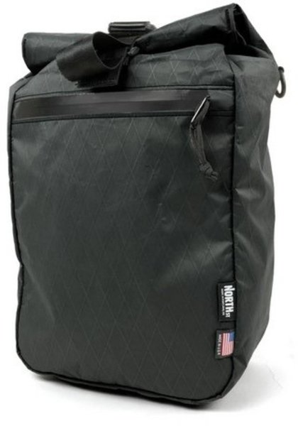 NORTH ST MICRO VX21 PANNIER Color: Black