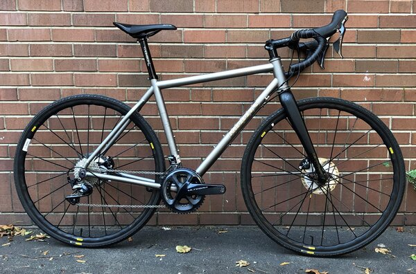 Moots Routt RSL R8000