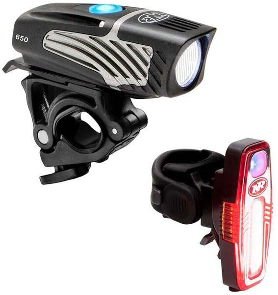 NiteRider Lumina Micro 650/Sabre 110 Combo Lightset