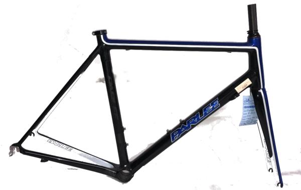 Parlee Cycles Z-Zero frameset M-L/Tall