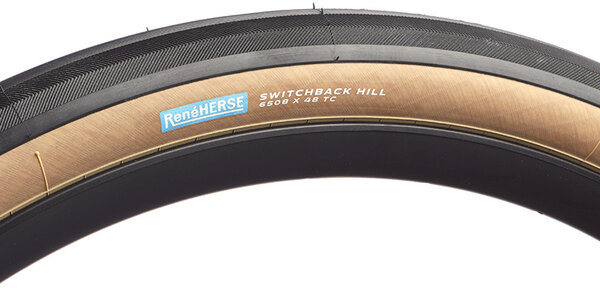 Rene Herse Switchback Hill 650BX48