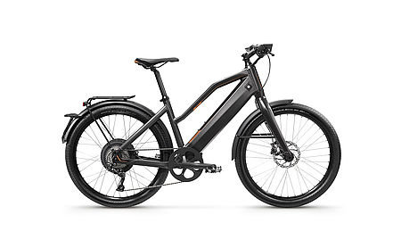 Stromer ST1 X Comfort Color: Charcoal