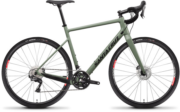 Santa Cruz Stigmata GRX 700c Color: Olive Green